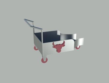 Waste Transport Trolley