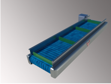 Tripe Belt Conveyor