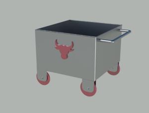 Et Taşıma Arabası