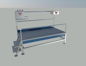 Koyun İşleme Platformu